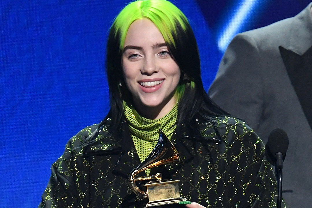 Billie Eilish Wins Song of the Year at 2020 Grammys: 'I Never Thought This Would Happen!'