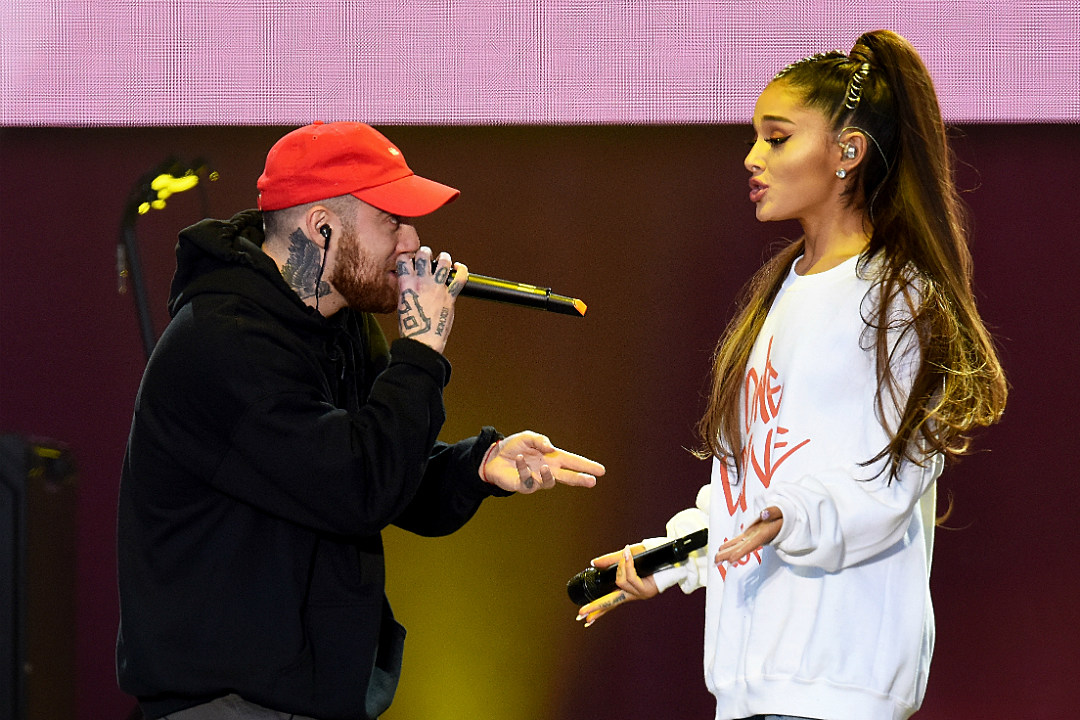 Ariana Grande Might Be Featured Mac Miller's New Song 'I Can See'